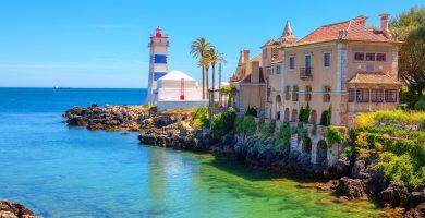 acheter immobilier Cascai cote Lisbonne