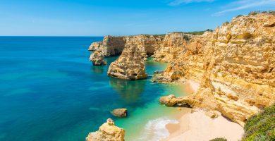 Acheter maison appartement au bord de mer Algarve Portugal