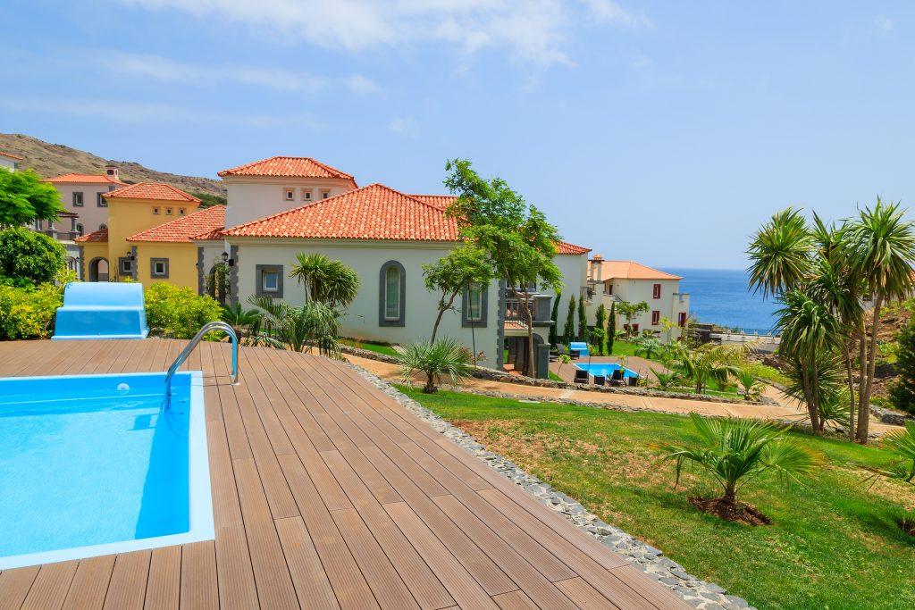 villa maison bord de mer Portugal