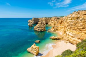 plages du Portugal Ponta de Piedade